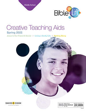 Bible-in-Life Middle School Creative Teaching Aids Spring 2015