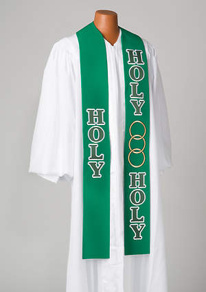 Celebration Green Holy 110