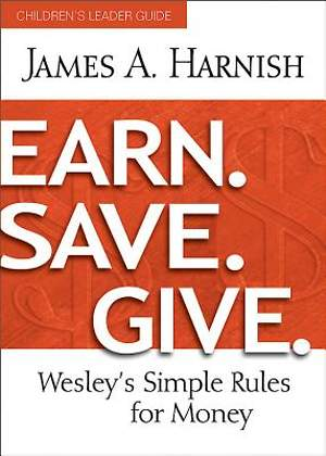 Earn. Save. Give. Children's Leader Guide