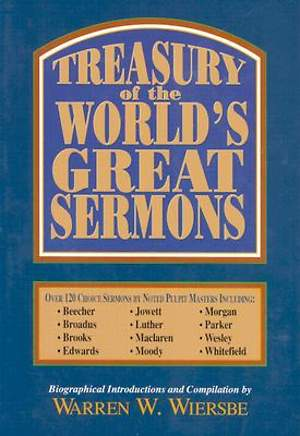 Treasury of the World's Great Sermons