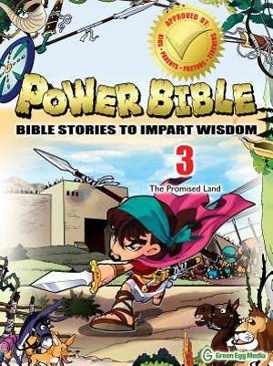 Power Bible: The Promised Land