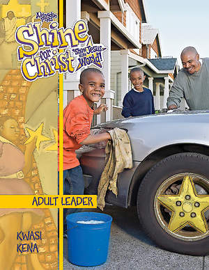 Vacation Bible School (VBS) 2015 Shining Star Adult Leader with Music CD