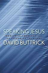 Speaking Jesus