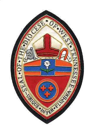 SEAL-DIOCESE OF WEST TENNESSEE