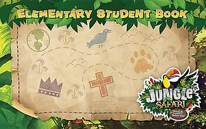 Standard VBS 2014 Jungle Safari Elementary Student Book