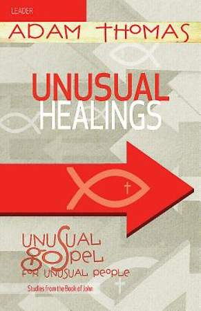 Unusual Healings Leader Guide - eBook [ePub]