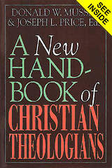 A New Handbook of Christian Theologians - eBook [ePub]