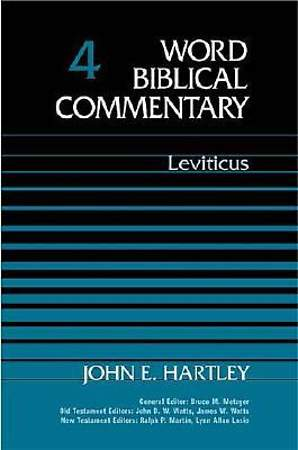 Word Biblical Commentary - Leviticus