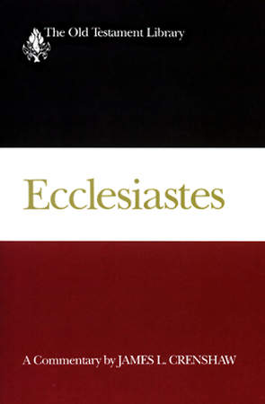 The Old Testament Library - Ecclesiastes