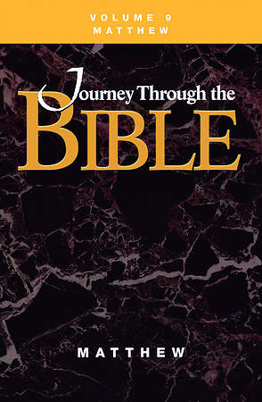 Journey Through the Bible Volume 9: Matthew Student Book