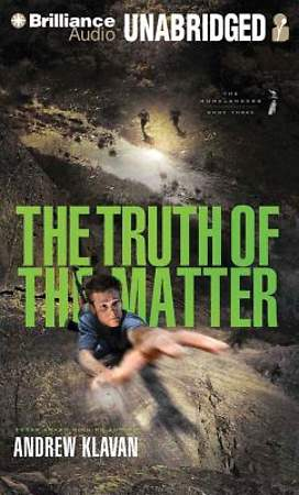 The Truth of the Matter Audiobook - CD