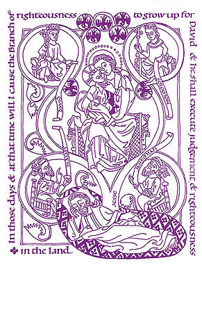 6069B LENT LONG BULLETIN PURPLE [PACK OF 50]