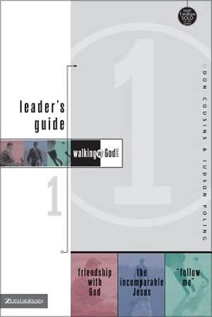 Walking with God Leader`s Guide 1