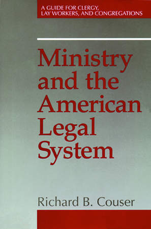 Ministry and the American Legal System