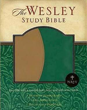 New Revised Standard Version Wesley Study Bible