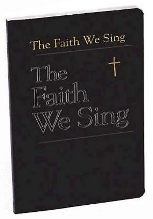 The Faith We Sing Pew Edition Cross Only