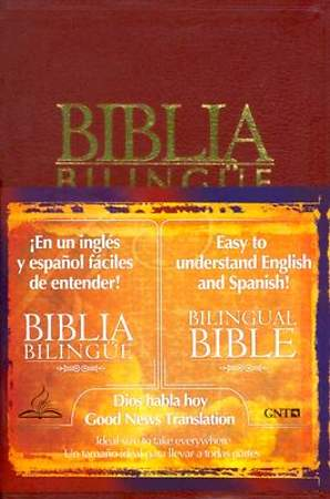 Spanish-English Bilingual Bible-PR-VP/Gn
