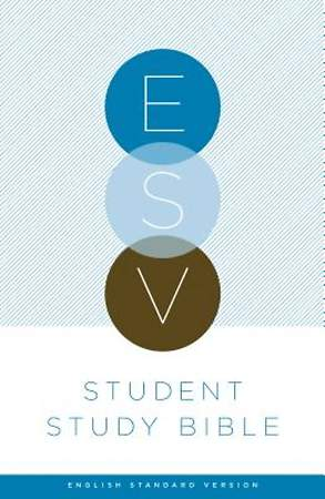 English Standard Version Student Study Bible