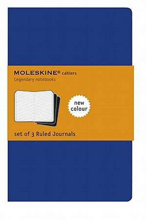 Moleskine Cahier Large Ruled Journal