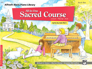Alfred's All-In-One Sacred Course for Children Book 1