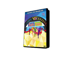 Brentwood Benson VBS 2015 Fun Run DVD
