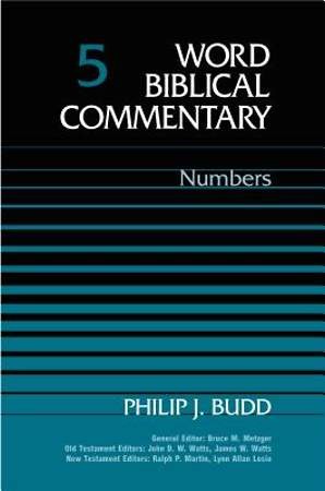 Word Biblical Commentary - Numbers