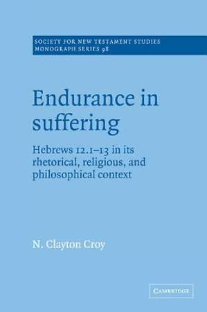 Endurance in Suffering