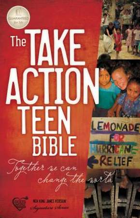 Take Action Teen Bible, NKJV