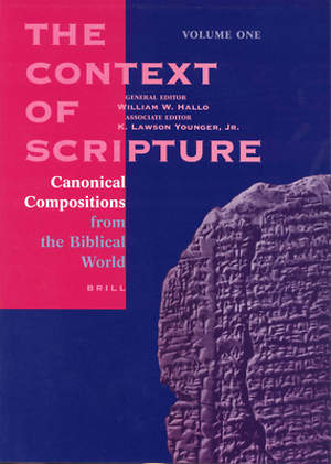 The Context of Scripture