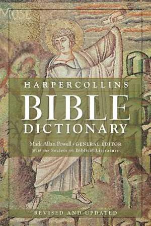 HarperCollins Bible Dictionary - Revised and Updated