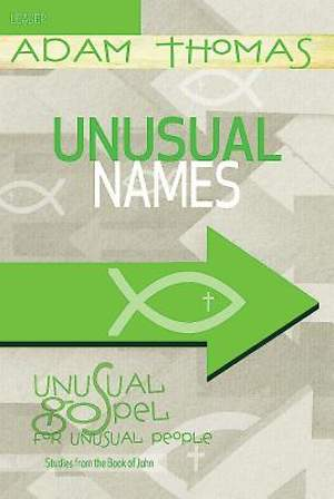 Unusual Names Leader Guide - eBook [ePub]