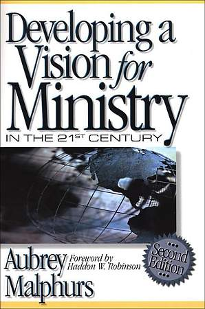 Developing a Vision for Ministry in the 21st Century [ePub Ebook]