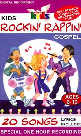 Rockin' Rappin' Gospel With Book