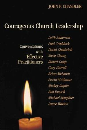 Courageous Church Leadership