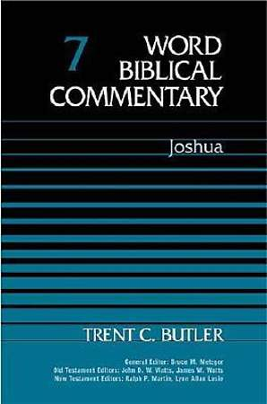 Word Biblical Commentary - Joshua