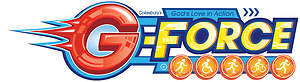Vacation Bible School (VBS) 2015 G-Force Downloadable High Resolution Logo