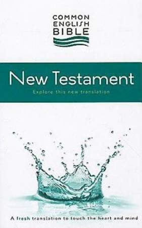 CEB Common English Bible New Testament, Softcover