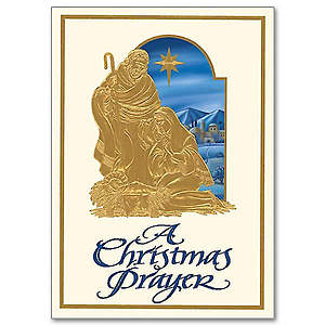 A Christmas Prayer Boxed Cards