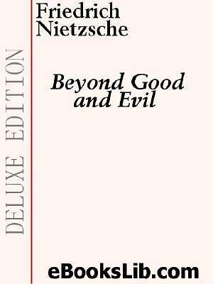 Beyond Good and Evil [Adobe Ebook]