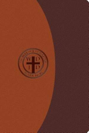 The Evidence Bible NKJV Duo-Tone Brown/Beige