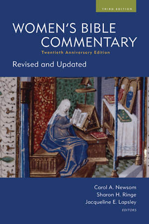 Women`s Bible Commentary, Third Edition