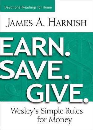 Earn. Save. Give. Devotional Readings for Home