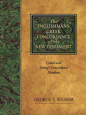 The Englishman`s Greek Concordance