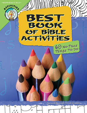 Best Book of Bible Activities: Second Through Third Grades