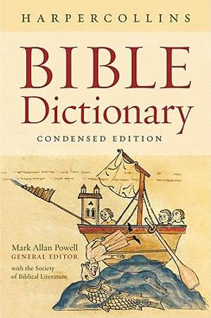 HarperCollins Bible Dictionary