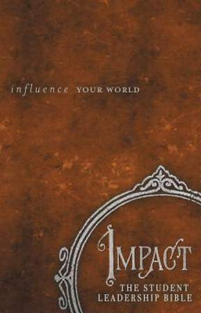 Impact The Student Leadership Bible