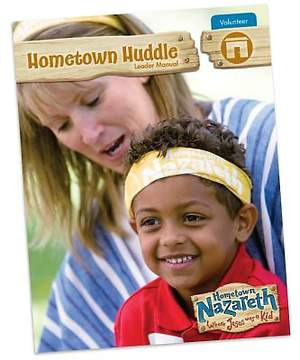 Group Holy Land Adventure VBS 2015 Hometown Huddle Leader Manual