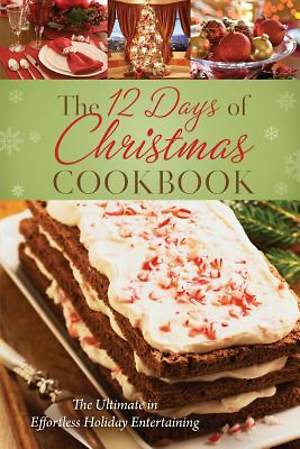 12 Days of Christmas Cookboook