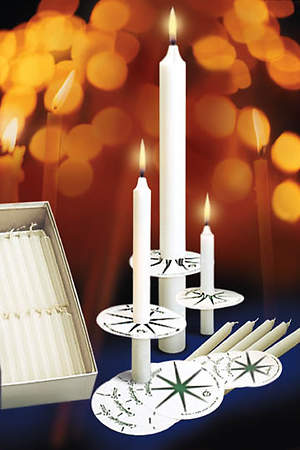Candlelight Service Set (Set of 250)