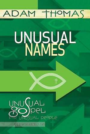 Unusual Names Personal Reflection Guide - eBook [ePub]